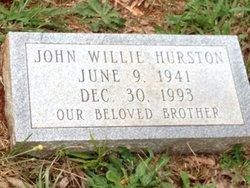 John Willie Hurston