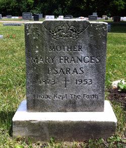 Mary Frances <I>Sellner</I> Psaras