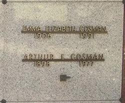 Arthur E Cosman