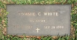 Tommie C. White