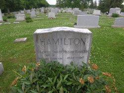 Mary Frances <I>Smart</I> Hamilton