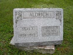 Sarah <I>Coil</I> Aldrich