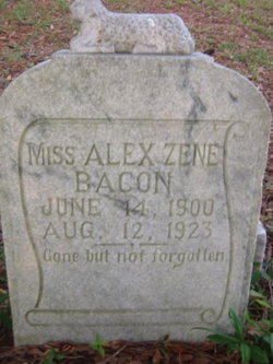 Alex Zene Bacon