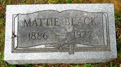Mattie Black