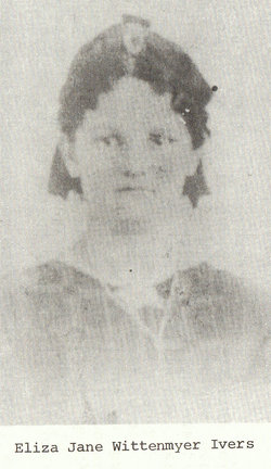 Eliza Jane <I>Wittenmyer</I> Ivers