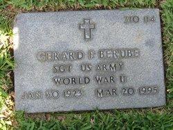 Gerard Francis Berube