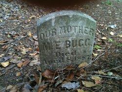 Mary Elizabeth <I>Wylds</I> Bugg