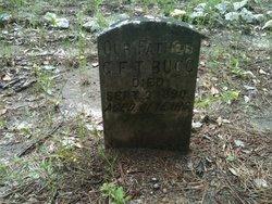 George F.T. Bugg