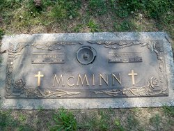 """Annette """"Jodi"""" <I>Tallant</I> McMinn"""