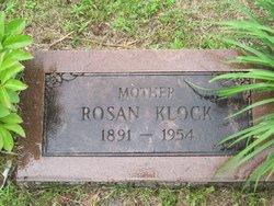 "Rosanna ""Rosan"" <I>Sawdy</I> Klock"