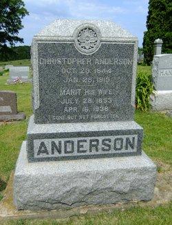 "Christoffer ""Crist"" Anderson"