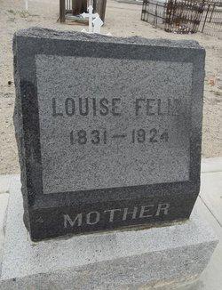 Louise <I>Montre</I> Feliz