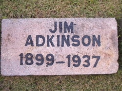 "James A. ""Jim"" Adkinson"