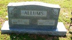 Ava Lena <I>Sims</I> Allums