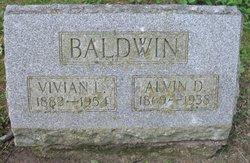 Vivian Leone <I>McDaid</I> Baldwin