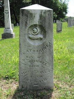 Catherine J. <I>Edwards</I> Bunnell