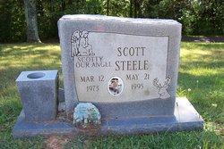 """Gregory Scott """"Scottie"""" Steele"""