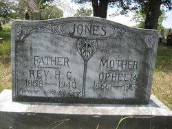Nora Ophelia <I>Carter</I> Jones