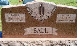 Ada E. Ball