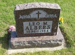 Leo M. Albers