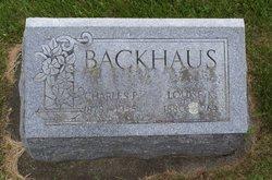 Louise K <I>Gessner</I> Backhaus