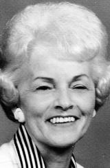 Mary Frances <I>Sherman</I> Groves