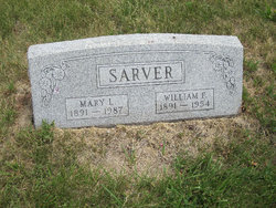Mary L <I>Carey</I> Sarver