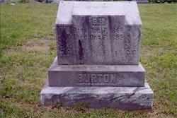 Sarah Hasseltine <I>Reynolds</I> Burton