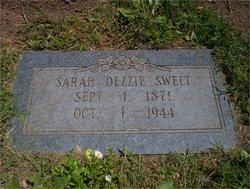 Sarah Dizzie <I>Sims</I> Sweet