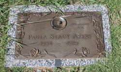 Paula <I>Stacy</I> Ayres