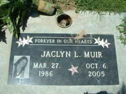 """Jaclyn Linsey """"Jackie"""" Muir"""