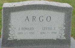 Lettie <I>Johnson</I> Argo
