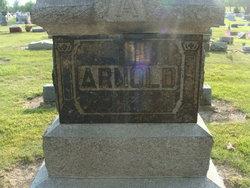 Anna M <I>Hower</I> Arnold