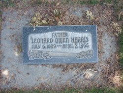 Leonard Owen Harris