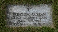 Donald C Curran
