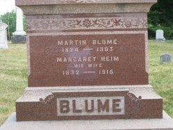 Martin Blume