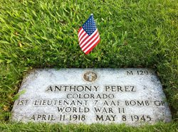 1Lt Anthony Perez