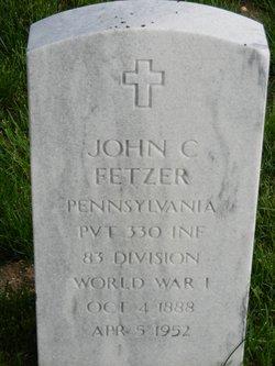 John C Fetzer