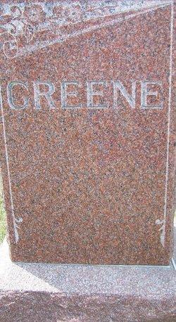 Infant Daughter Greene
