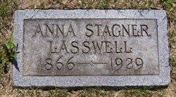 Anna <I>Stagner</I> Lasswell