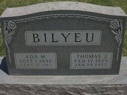 Ada M Bilyeu