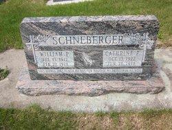 Catherine Phyllis <I>Hoppe</I> Schneberger