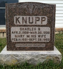 Charles B Knupp