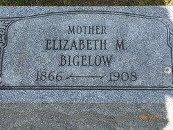 Elizabeth Mary <I>Finley</I> Bigelow