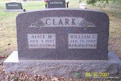 "Alice Martha ""Mattie"" <I>Razor</I> Clark"