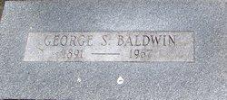 George S Baldwin
