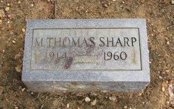 Major Thomas Sharp, Jr
