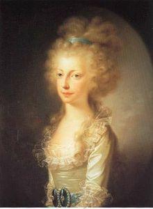 Maria Clementina - Archduchess of Austria