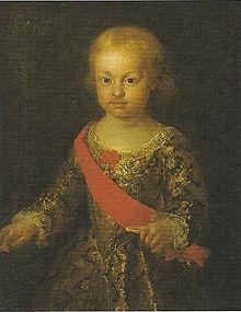 Philip - Duke of Calabria