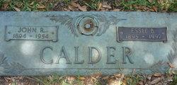 John R Calder